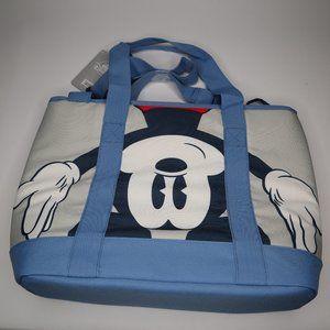 Disney Mickey Mouse Summer Fun Cooler Tote Bag